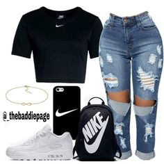 Pin by uuuh no on awesome in 2019 ropa juvenil femenina moda Swag Outfits For Girls, Cute Swag Outfits, Teenage Girl Outfits, Cute Outfits For School, Cute Comfy Outfits, Teen Fashion Outfits, Dope Outfits, Cute Summer Outfits, 2016 Teen Fashion