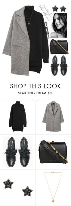 """""""#PolyPresents: Wish List"""" by mariamouzaki ❤ liked on Polyvore featuring Isabel Marant, MANGO, Max&Co., Alexander McQueen, Astley Clarke, Vanessa Mooney, contestentry and polyPresents"""