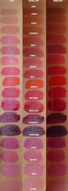 NYX Soft Matte Lip Cream - Imgur