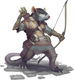 Ratfolk Archer