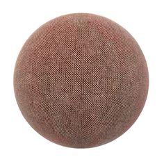 Affiliate. Grovt stoff i en melert rødfarge. #fabric #rød #tekstil #sømløs #3dillustrasjoner Normal Map, Orange Fabric, Albedo, Texture, Surface Finish, Patterns