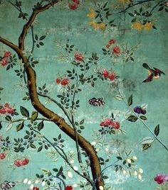18th century Inspired wallpaper