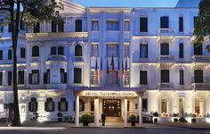 Hanoi Metropole Sofitel Hotel - Historic hotel and a FANTASTIC place to begin our journey through South East Asia,