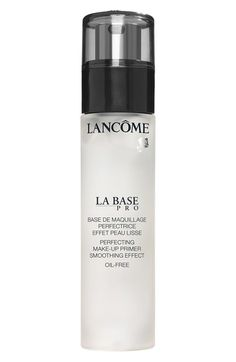 4.71655261 ReviewsWrite a Review FacebookSharePin It+ More close popover TwitterTweetg+Share Gift With Purchase Lancôme 'La Base Pro' Perfecting Makeup Primer  refines skin's texture and diffuses light to visibly reduce imperfections with a satin-soft finish.