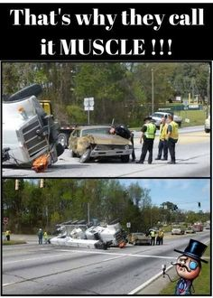 Straight muscle is part of Fat Tuesday humor New Orleans - Straight muscle Chevy Jokes, Ford Jokes, Really Funny Memes, Stupid Funny Memes, Haha Funny, Hilarious, Truck Memes, Car Humor, Foto Fails