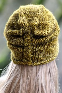 I'm Lichen This Hat Balls to the Walls Knits, A collection of free one- and two- skein knitting patterns Zopfmuster I'm Lichen This Hat Loom Knitting, Knitting Stitches, Knitting Designs, Knitting Patterns Free, Knit Patterns, Free Knitting, Knitting Projects, Crochet Projects, Knitting Ideas