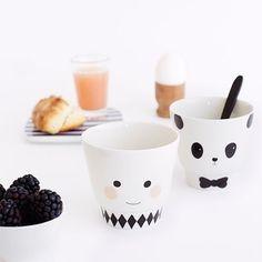 Good morning cups from Meijer Lavigne www.huiszwaluw.com