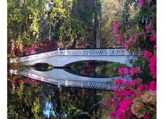 Long White Bridge at Magnolia Plantation, Charleston SC. Ever get a chance to go, I say do it! One of my favorite places in the world.