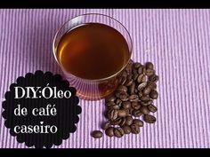 Como fazer Óleo de café caseiro /CRESCIMENTO CAPILAR E NUTRIÇÃO - YouTube