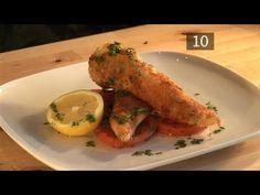 Monk Fish Recipe Lemon