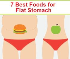 Best Foods For a Flat Stomach