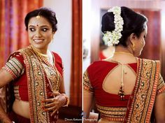 Getting ready, Indian bride, Indian wedding