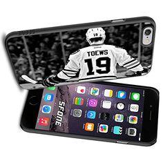 Jonathan Toews Chicago Blackhawks #1412 Hockey iPhone 6 (4.7) Case Protection Scratch Proof Soft Case Cover Protector SURIYAN http://www.amazon.com/dp/B00WNFOY3O/ref=cm_sw_r_pi_dp_CKJwvb1K3811X
