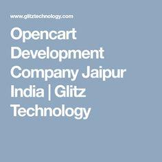 Opencart Development Company Jaipur India | Glitz Technology