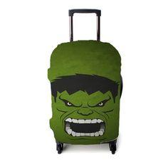 Hulk Face Avengers Disney Luggage Cover – Etsyenvy Disney Luggage, Luggage Cover, Hulk, Suitcase, Avengers, Make It Yourself, Face, The Avengers, Suitcases