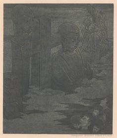 Danse Macabre Collection - A Modern Dance of Death: A portfolio of prints by German artist Joseph Sattler (1867–1931), c. 1894