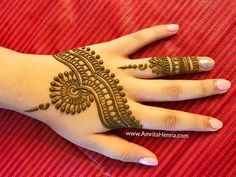 Learn How to Apply Easy Arabic Henna Mehndi like a Professional, Simple Mehendi Design Arabic Style, Best Online Heena Tutorial for Arabic Mehendi, Learn Pro. Mehandi Designs Arabic, Mehndi Design Pictures, Arabic Mehndi Designs, Mehndi Designs For Hands, Mehndi Images, Rangoli Designs, Latest Henna Designs, Mehndi Designs For Beginners, Stylish Mehndi Designs