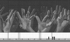 San Jose Minetta Airport Mural,,,,, wants to give you a hand 52 hands! I love this concept and would love to do pics of family & friends hands....