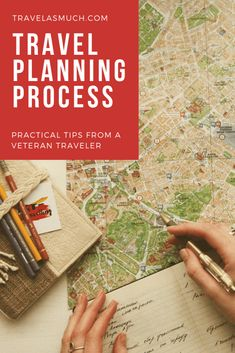 The travel planning process - practical tips to get the most out of your trip. Need help figuring out what to do in the places you travel to? Vacation Planner, Travel Planner, Budget Travel, Vacation Club, Mexico Vacation, Travel Checklist, Travel Advice, Travel Tips, Travel Destinations