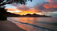 Book a stay at Kempinski Seychelles Resort located in Baie Lazare, Seychelles and enjoy 5 star luxury. Seychelles Resorts, Les Seychelles, Seychelles Honeymoon, 5 Star Resorts, Vacation Spots, Sunrise, Beautiful Places, Africa, The Incredibles