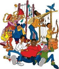 """""""Fat Albert and the Cosby Kids"""" Cartoon Crazy, School Cartoon, Cartoon Shows, Cartoon Characters, Childhood Tv Shows, My Childhood Memories, Great Memories, Cosby Kids, Classic Cartoons"""