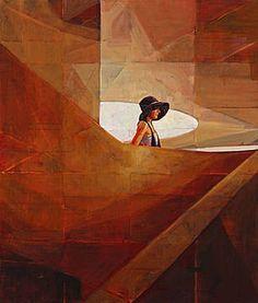 Hiroshi Sato, Stairway, 2012 / 2012 © at.lumas.com/ #Lumas