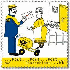 Stamp - Deutschland