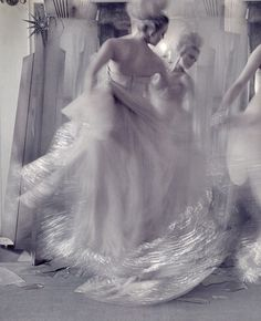 'The Snow Queen' Caroline Trentini by Tim Walker for Vogue UK March 2009 www.foreveryminute.com
