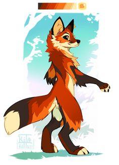 Fox Drawing, Furry Drawing, Drawing Base, Arte Furry, Furry Art, Character Art, Character Design, Furry Wolf, Anime Guys