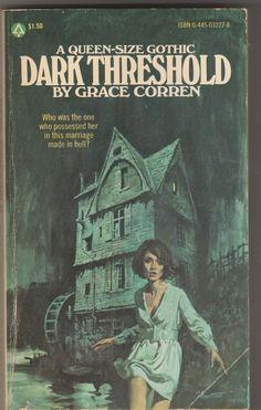 DARK THRESHOLD BY GRACE CORREN PAPERBACK BOOK 1977