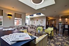 Lounge   Pontlands Park Hotel   Chelmsford, Essex