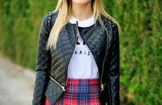 Blog Personal Style | Blog de moda | Street Style: Céline París T-shirt