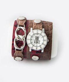 Relógio - Inès de La Fressange (Chara Rial)