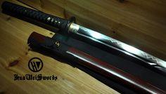Aliexpress.com : Funktionale Unokubi Zukuri Hishi Gami Eisen Mokko Tsuba Shinken Japanische Katana von verlässlichen katana shinken-Lieferanten auf huaweiforge kaufen