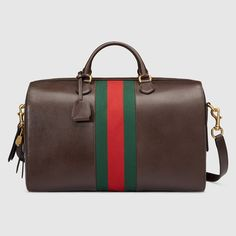 GUCCI Leather duffle $2750.00                                                                                                                                                                                 More