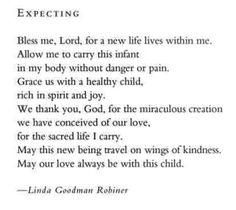 Pregnancy Prayer