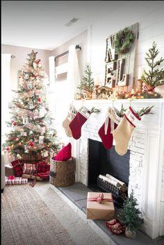 Garnet and Gold Christmas