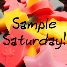 Sample Saturday! Post this on your Scentsy dedicated Facebook page to try and get some interaction on your page. https://stephanielouder.scentsy.us