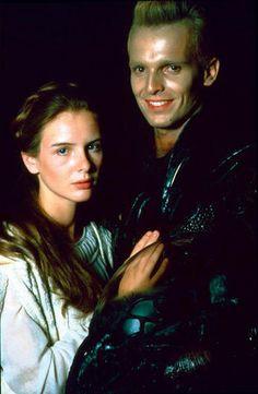 Miguel Bose - Maria Lamor - El caballero del dragón - 1985 - Dir: Fernando Colomo - (España)