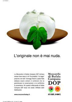 No alla vendita di mozzarella di bufala campana Dop non confezionata.
