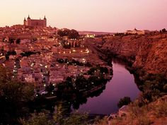 Tajo River Toledo