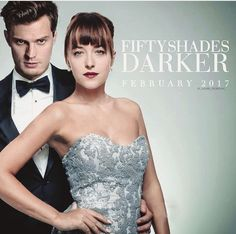 Fifty Shades darker the movie @lilyslibrary @blushiebooks OMG 2017 is too far #christian #grey #ana