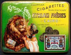 Kyriazi Freres cigarette manufacturing company