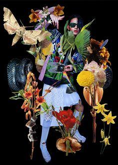 A parceria da moda com a colagem foi muito provavelmente a responsável por trazer a prática ao mainstream, nomes como Kenzo, Vivienne Westwood e Alexander McQueen propiciaram para que ela saísse da tradicional característica da arte underground e ganhasse outros… Continue Reading →