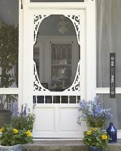Neat! - ~ | CHECK OUT MORE PORCH AND SCREEN DOOR IDEAS AT DECOPINS.COM | #porch…