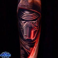 Artist: @ben_ochoa from Hesperia CA.  Follow for more or visit inklocations.com (link in bio). #maythe4thbewithyou #starwars #starwarstattoo #stormtrooper #maythefourthbewithyou #getinked #inklocations #tattoo #ink #inked #tattoos #art #tattooed #color #colorful #black #grey #blackandgrey #tattoist #design #instaart #sleevetattoo #tatted #instatattoo #bodyart #amazingink #tattedup #tattooartworldwide #support_artists