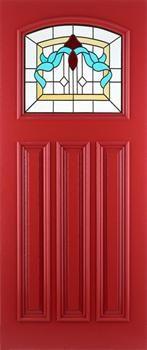 Front door (todd-doors.co.uk) & Hardwood Ealing Rose External Door | Doors | Pinterest | External ... Pezcame.Com