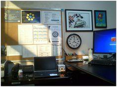 Jan 13 辦公室的下午