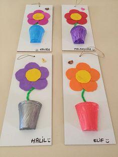 Day Crafts for Children - Rainbow Crafts - Preschool Crafts - St. Patrick & s Day CrafSt. Day Crafts for Kids, Rainbow Crafts, Preschool Crafts, St. Daycare Crafts, Toddler Crafts, Preschool Crafts, Easter Crafts, Children Crafts, Free Preschool, Spring Crafts For Kids, Summer Crafts, Art For Kids