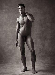 David Gandy by Mariano Vivanco, The Dolce&Gabbana Book | Homotography